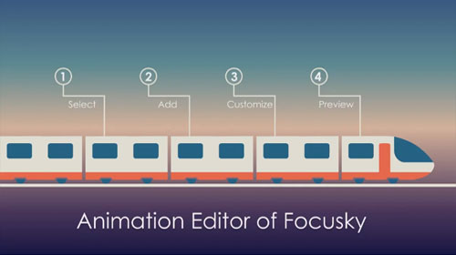 Top notch features of focusky