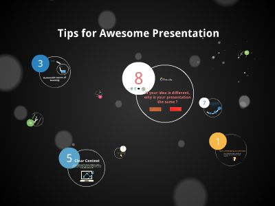 Digital Animated Presentation Examples | Focusky Online